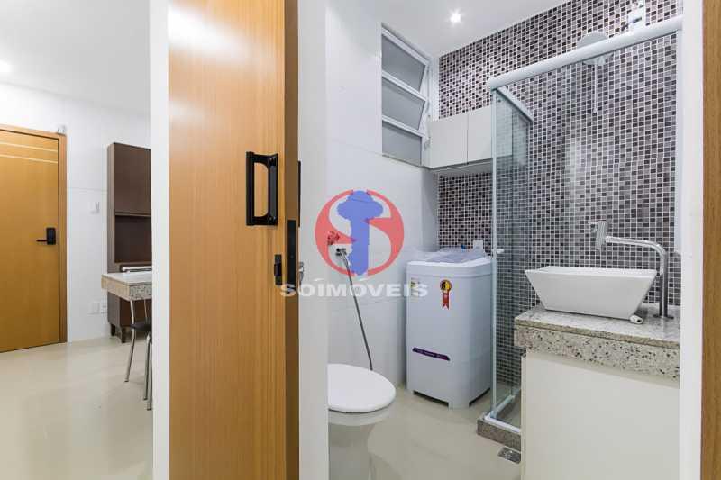 b3490d71cb004423-IMG_3377 - Apartamento 1 quarto à venda Copacabana, Rio de Janeiro - R$ 529.000 - TJAP10367 - 15