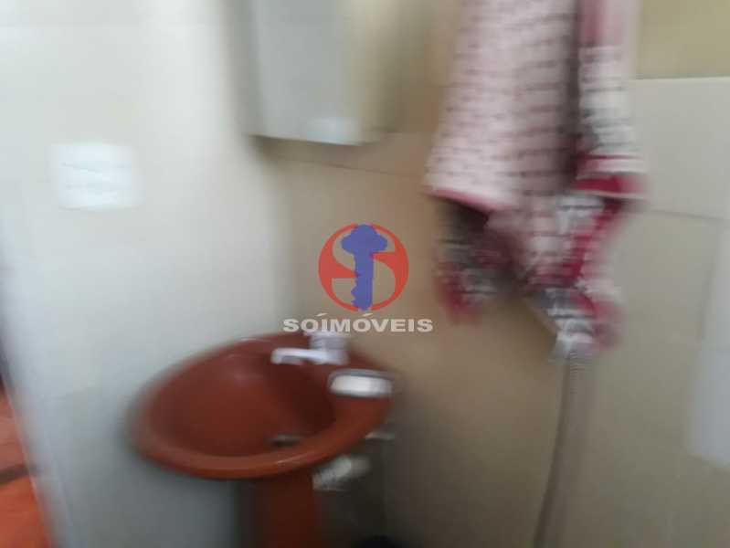 Banheiro Social - Apartamento 2 quartos à venda Engenho de Dentro, Rio de Janeiro - R$ 200.000 - TJAP21637 - 8