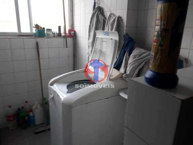 Área de Serviço - Apartamento 2 quartos à venda Engenho de Dentro, Rio de Janeiro - R$ 200.000 - TJAP21637 - 14