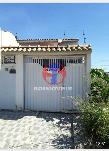 WhatsApp Image 2021-08-27 at 1 - Casa 2 quartos à venda Vila Industrial, Campos dos Goytacazes - R$ 90.000 - TJCA20067 - 18