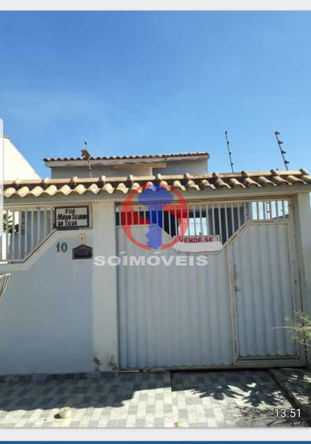 WhatsApp Image 2021-08-27 at 1 - Casa 2 quartos à venda Vila Industrial, Campos dos Goytacazes - R$ 90.000 - TJCA20067 - 19