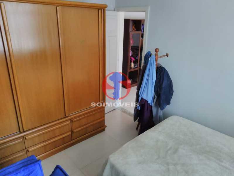 Quarto - Casa 7 quartos à venda Grajaú, Rio de Janeiro - R$ 740.000 - TJCA70007 - 5