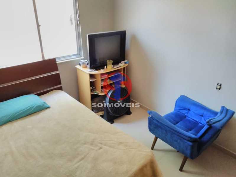 Quarto - Casa 7 quartos à venda Grajaú, Rio de Janeiro - R$ 740.000 - TJCA70007 - 6