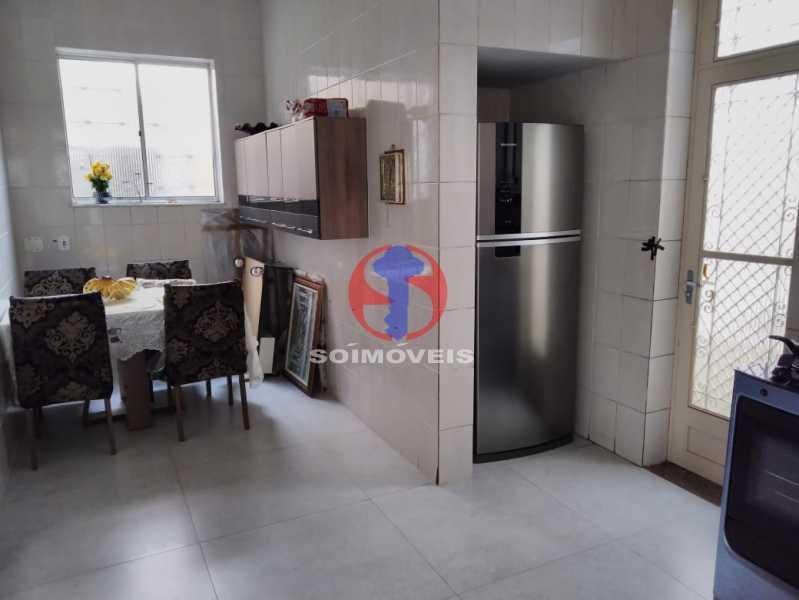 Cozinha - Casa 7 quartos à venda Grajaú, Rio de Janeiro - R$ 740.000 - TJCA70007 - 9
