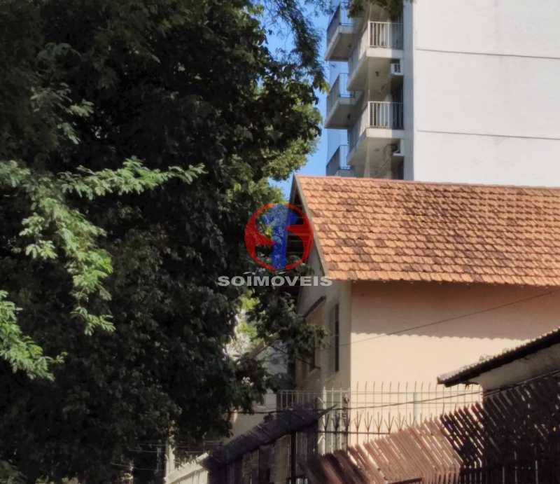 Frente - Casa 7 quartos à venda Grajaú, Rio de Janeiro - R$ 740.000 - TJCA70007 - 1