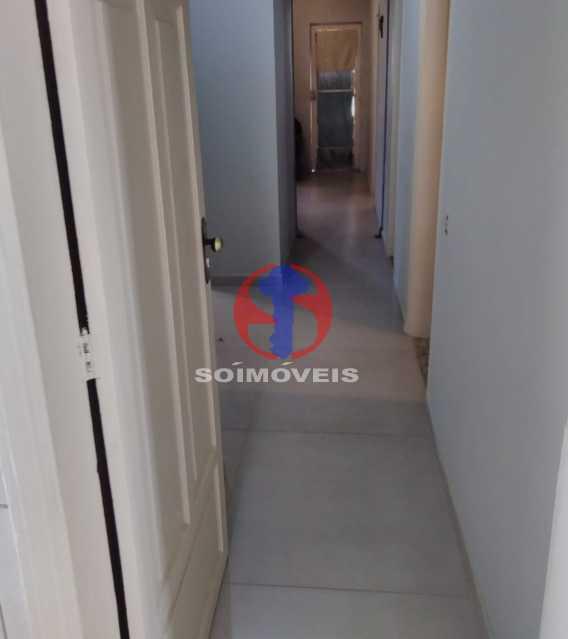 Circulação - Casa 7 quartos à venda Grajaú, Rio de Janeiro - R$ 740.000 - TJCA70007 - 7