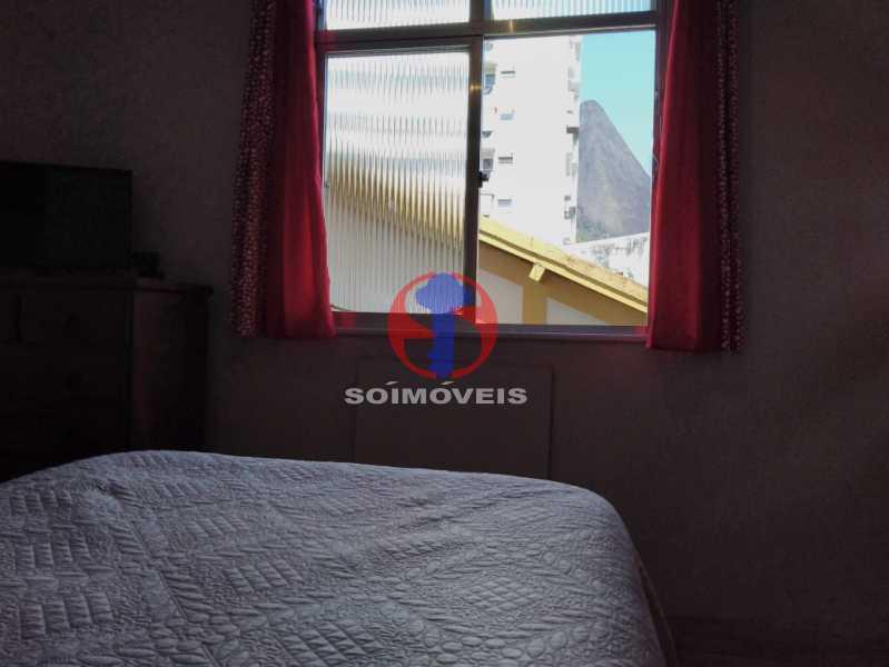 Quarto Segundo Andar - Casa 7 quartos à venda Grajaú, Rio de Janeiro - R$ 740.000 - TJCA70007 - 16