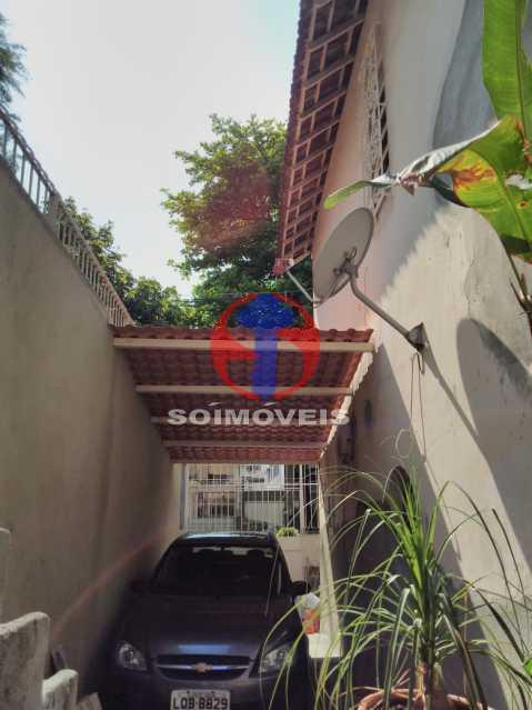 Vaga - Casa 7 quartos à venda Grajaú, Rio de Janeiro - R$ 740.000 - TJCA70007 - 12
