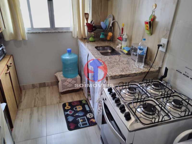 closet  - Casa 7 quartos à venda Grajaú, Rio de Janeiro - R$ 740.000 - TJCA70007 - 21