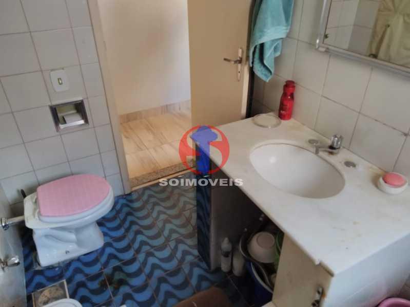 Wc Suite Segundo Andar - Casa 7 quartos à venda Grajaú, Rio de Janeiro - R$ 740.000 - TJCA70007 - 19