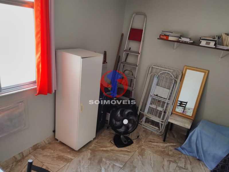 Quarto Segundo Andar - Casa 7 quartos à venda Grajaú, Rio de Janeiro - R$ 740.000 - TJCA70007 - 17