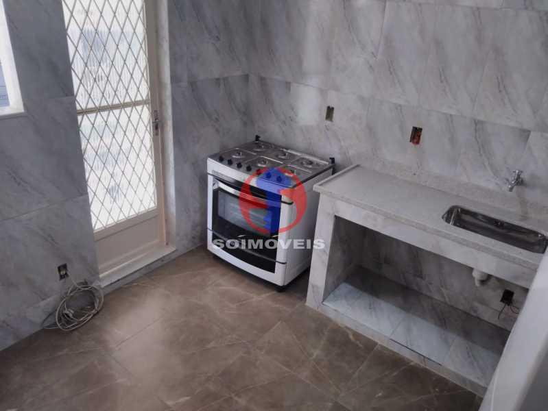 Cozinha Segundo Andar - Casa 7 quartos à venda Grajaú, Rio de Janeiro - R$ 740.000 - TJCA70007 - 28