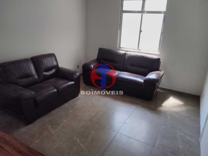 Sala do Segundo Andar - Casa 7 quartos à venda Grajaú, Rio de Janeiro - R$ 740.000 - TJCA70007 - 14