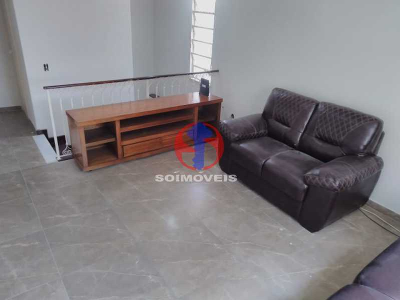 Sala do Segundo Andar - Casa 7 quartos à venda Grajaú, Rio de Janeiro - R$ 740.000 - TJCA70007 - 13