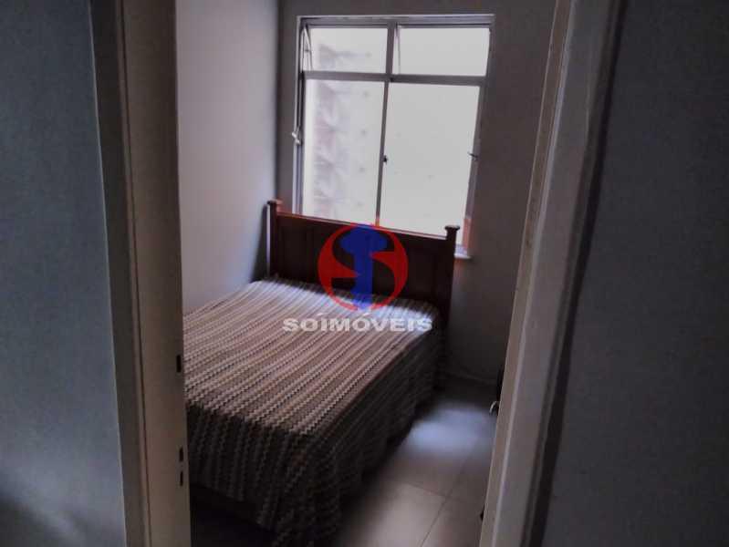 Quarto Segundo Andar - Casa 7 quartos à venda Grajaú, Rio de Janeiro - R$ 740.000 - TJCA70007 - 25