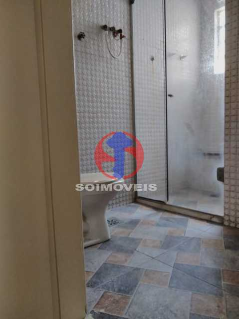 Banheiro Social Segundo - Casa 7 quartos à venda Grajaú, Rio de Janeiro - R$ 740.000 - TJCA70007 - 24