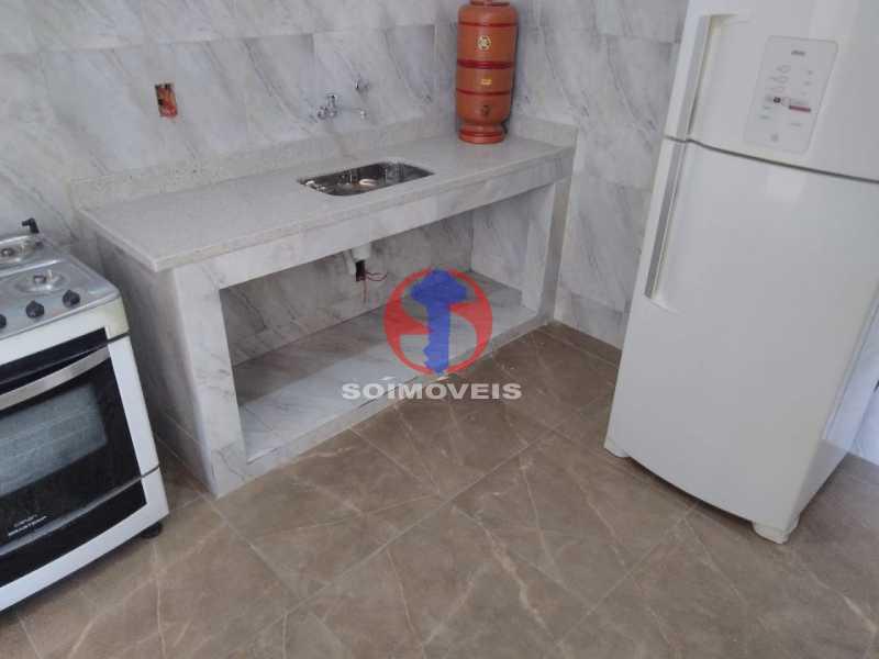 Cozinha Segundo Andar - Casa 7 quartos à venda Grajaú, Rio de Janeiro - R$ 740.000 - TJCA70007 - 27