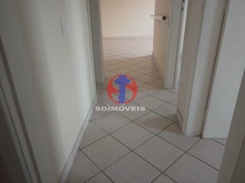 Circulação - Apartamento 3 quartos à venda Engenho de Dentro, Rio de Janeiro - R$ 370.000 - TJAP30810 - 6