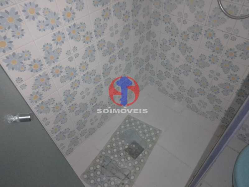 Banheiro da Suite - Apartamento 3 quartos à venda Engenho de Dentro, Rio de Janeiro - R$ 370.000 - TJAP30810 - 10