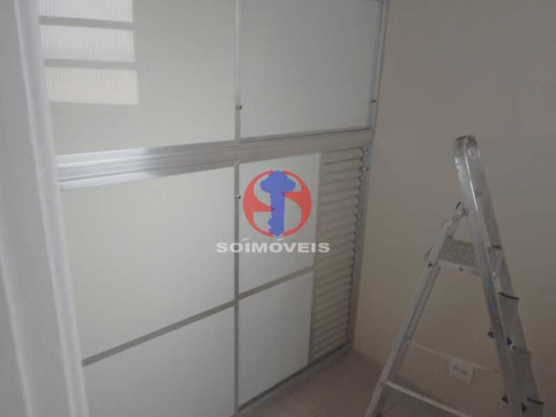 Quarto de Serviço - Apartamento 3 quartos à venda Engenho de Dentro, Rio de Janeiro - R$ 370.000 - TJAP30810 - 21