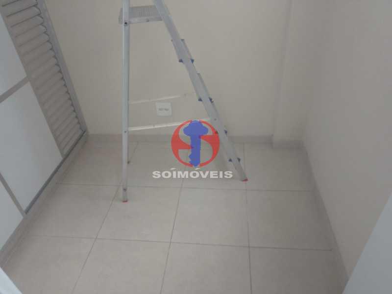 Quarto de Serviço - Apartamento 3 quartos à venda Engenho de Dentro, Rio de Janeiro - R$ 370.000 - TJAP30810 - 22