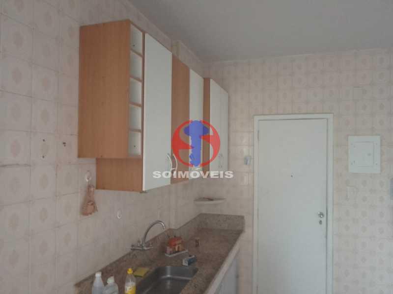 Cozinha - Apartamento 3 quartos à venda Engenho de Dentro, Rio de Janeiro - R$ 370.000 - TJAP30810 - 19