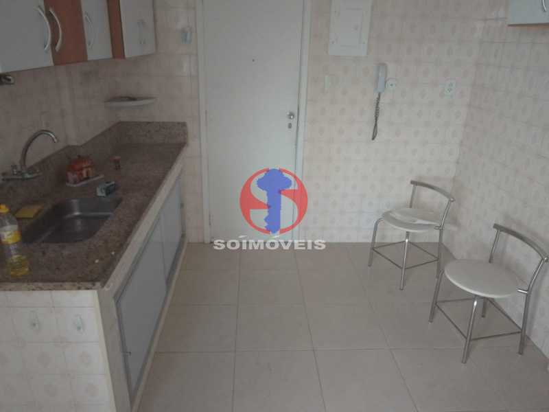 Cozinha - Apartamento 3 quartos à venda Engenho de Dentro, Rio de Janeiro - R$ 370.000 - TJAP30810 - 20