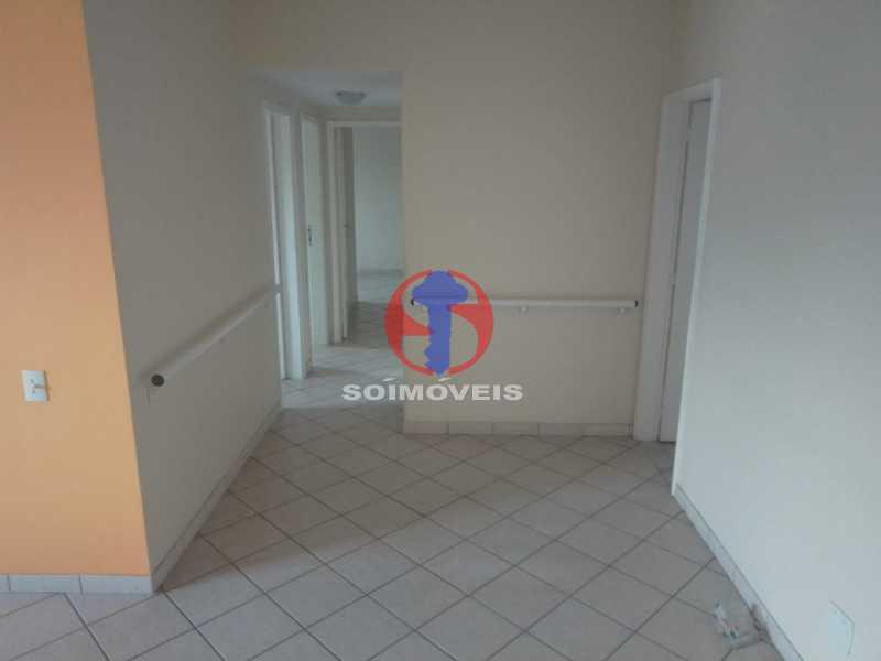 Sala  - Apartamento 3 quartos à venda Engenho de Dentro, Rio de Janeiro - R$ 370.000 - TJAP30810 - 3
