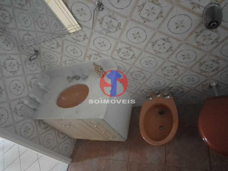 Banheiro Social - Apartamento 3 quartos à venda Engenho de Dentro, Rio de Janeiro - R$ 370.000 - TJAP30810 - 15