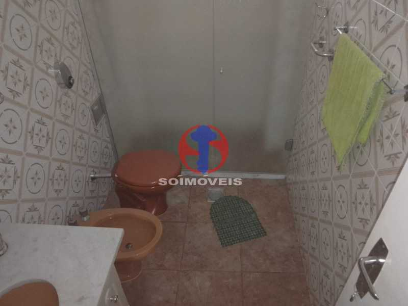 Banheiro Social - Apartamento 3 quartos à venda Engenho de Dentro, Rio de Janeiro - R$ 370.000 - TJAP30810 - 16