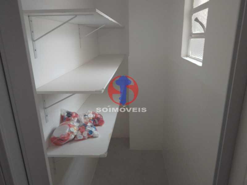 Despensa - Apartamento 2 quartos à venda Engenho de Dentro, Rio de Janeiro - R$ 305.000 - TJAP21651 - 21