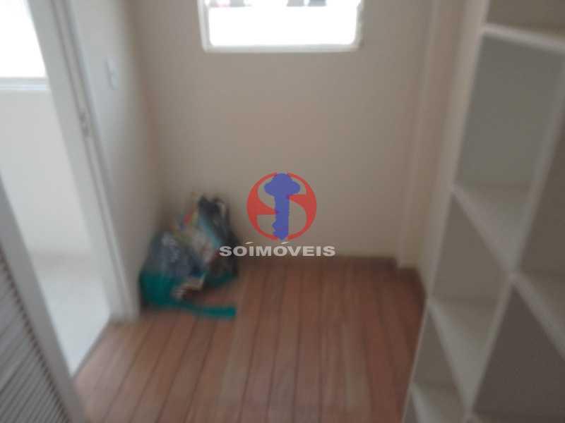 Quarto De Serviço - Apartamento 2 quartos à venda Engenho de Dentro, Rio de Janeiro - R$ 305.000 - TJAP21651 - 22