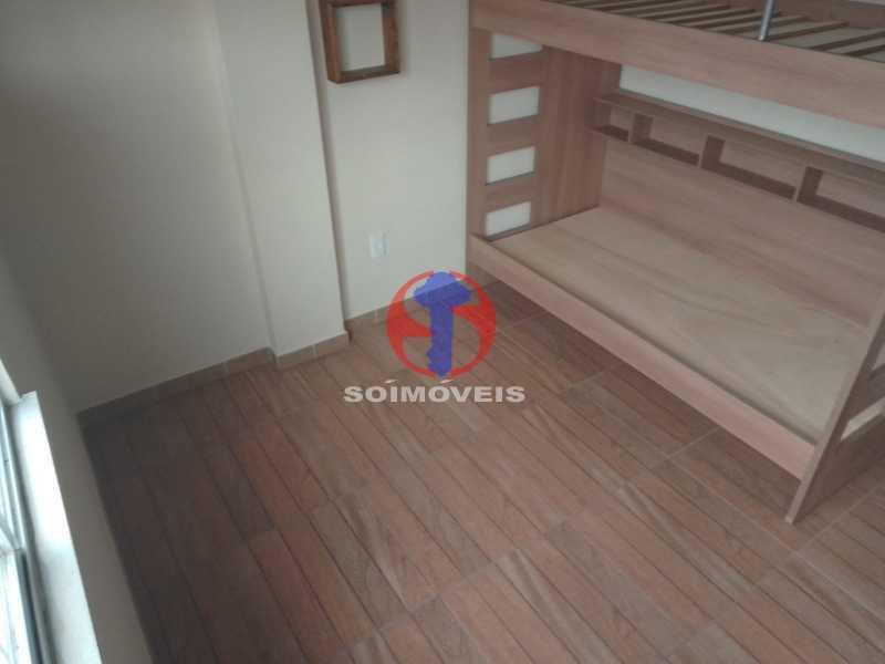 Quarto  - Apartamento 2 quartos à venda Engenho de Dentro, Rio de Janeiro - R$ 305.000 - TJAP21651 - 9