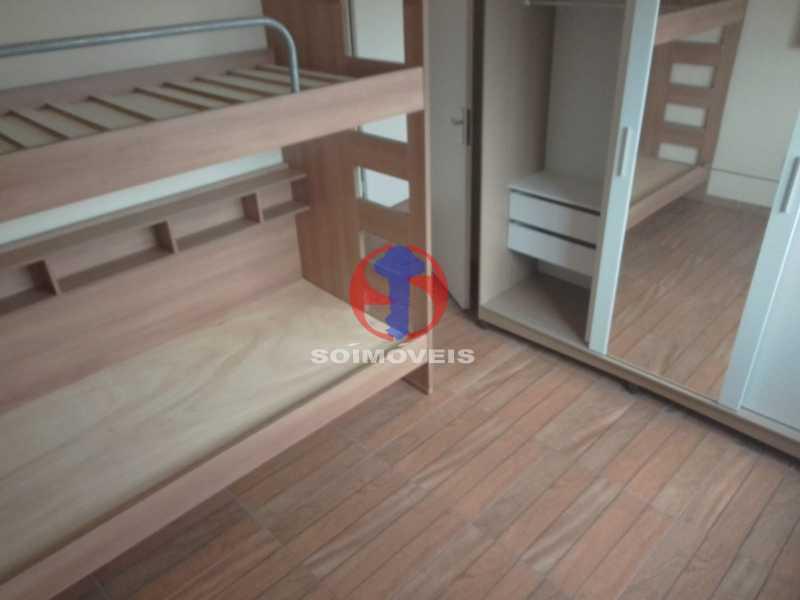 Quarto  - Apartamento 2 quartos à venda Engenho de Dentro, Rio de Janeiro - R$ 305.000 - TJAP21651 - 11
