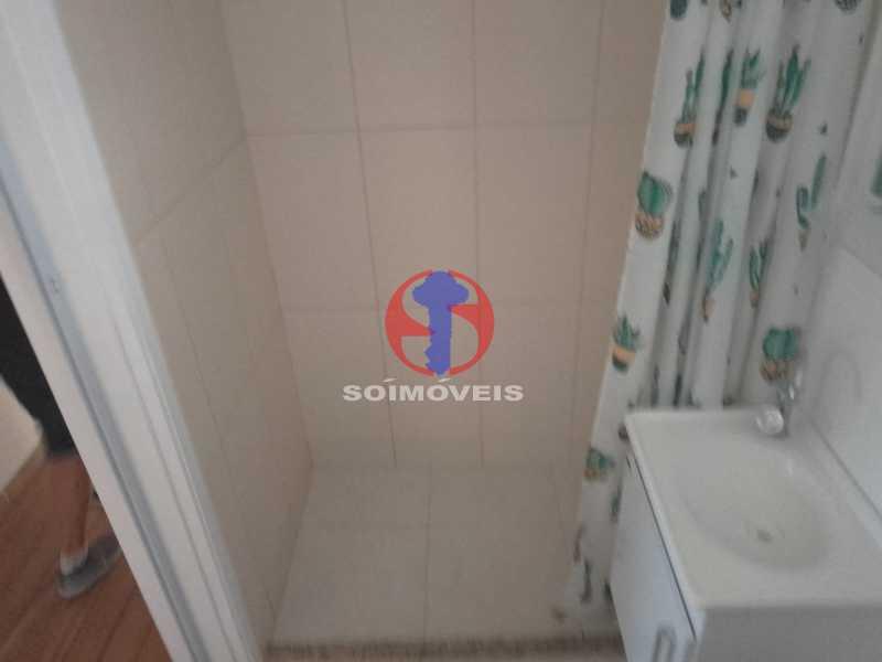 Banheiro Social - Apartamento 2 quartos à venda Engenho de Dentro, Rio de Janeiro - R$ 305.000 - TJAP21651 - 12