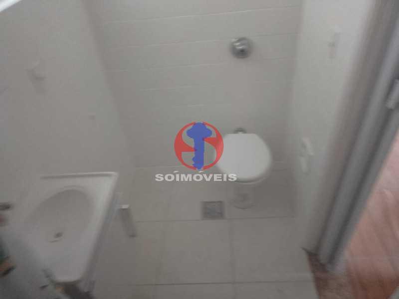 Banheiro Social - Apartamento 2 quartos à venda Engenho de Dentro, Rio de Janeiro - R$ 305.000 - TJAP21651 - 13