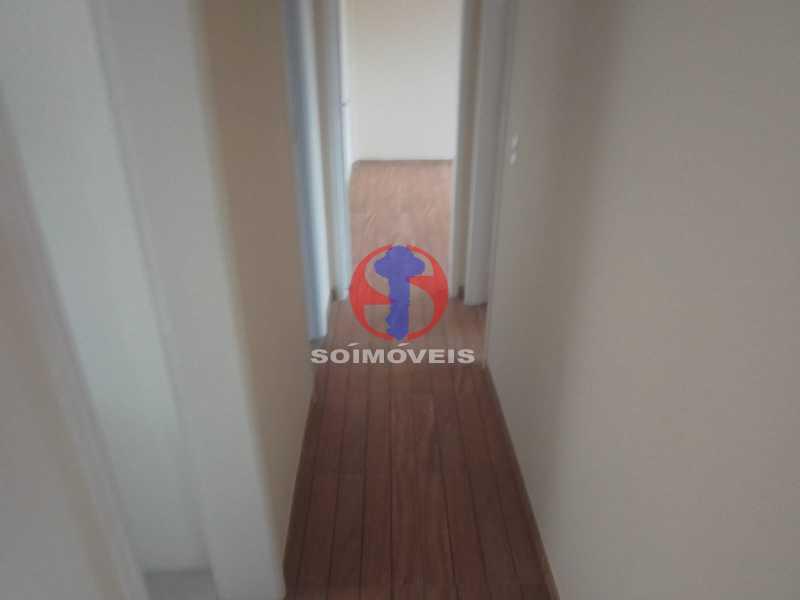 Circulação - Apartamento 2 quartos à venda Engenho de Dentro, Rio de Janeiro - R$ 305.000 - TJAP21651 - 8