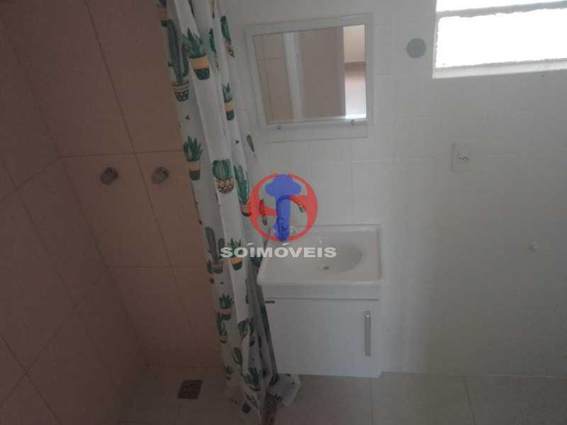 Banheiro Social - Apartamento 2 quartos à venda Engenho de Dentro, Rio de Janeiro - R$ 305.000 - TJAP21651 - 14