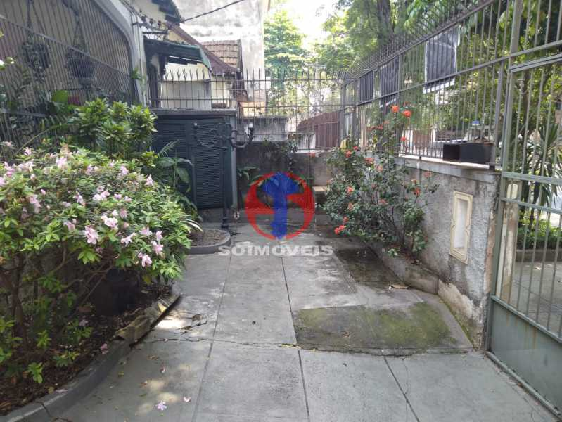 JARDIM - Casa 4 quartos à venda Grajaú, Rio de Janeiro - R$ 680.000 - TJCA40061 - 28