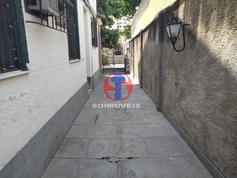 GARAGEM - Casa 4 quartos à venda Grajaú, Rio de Janeiro - R$ 680.000 - TJCA40061 - 30