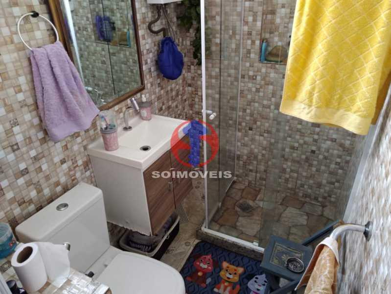 WC SUÍTE - Casa 4 quartos à venda Grajaú, Rio de Janeiro - R$ 680.000 - TJCA40061 - 12