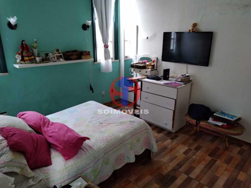 Q2 - Casa 4 quartos à venda Grajaú, Rio de Janeiro - R$ 680.000 - TJCA40061 - 14
