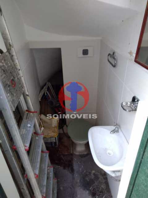 WC AUXILIAR - Casa 4 quartos à venda Grajaú, Rio de Janeiro - R$ 680.000 - TJCA40061 - 22