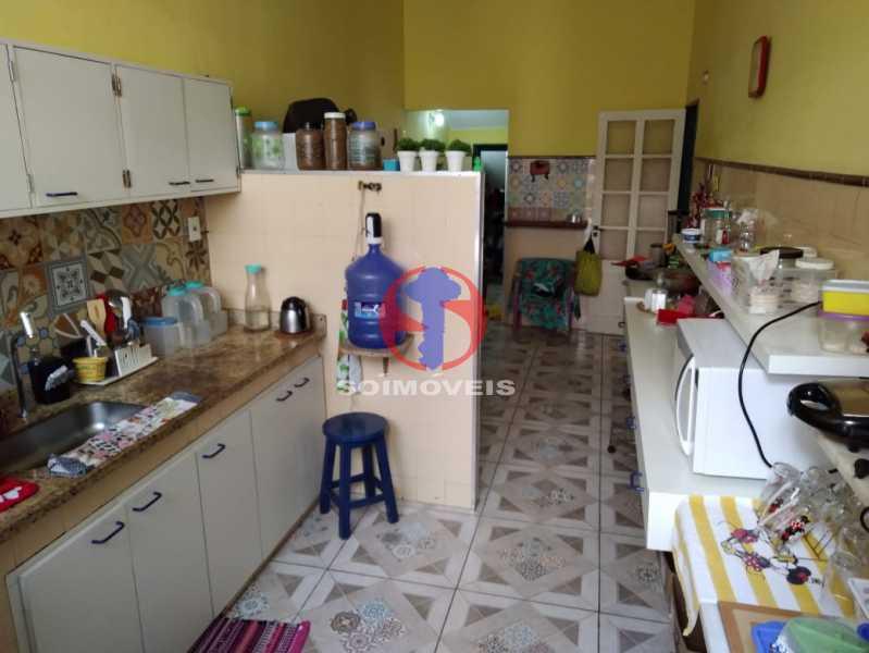 COZINHA - Casa 4 quartos à venda Grajaú, Rio de Janeiro - R$ 680.000 - TJCA40061 - 4