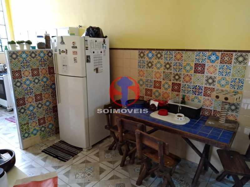 COPA - Casa 4 quartos à venda Grajaú, Rio de Janeiro - R$ 680.000 - TJCA40061 - 6