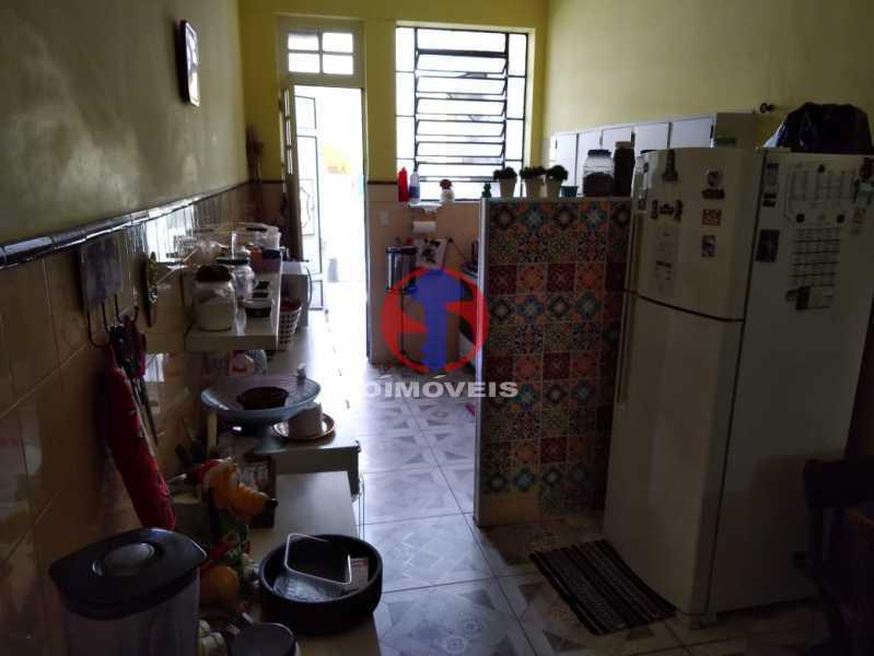 COZINHA/ COPA - Casa 4 quartos à venda Grajaú, Rio de Janeiro - R$ 680.000 - TJCA40061 - 5