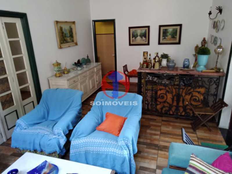 SALA - Casa 4 quartos à venda Grajaú, Rio de Janeiro - R$ 680.000 - TJCA40061 - 1
