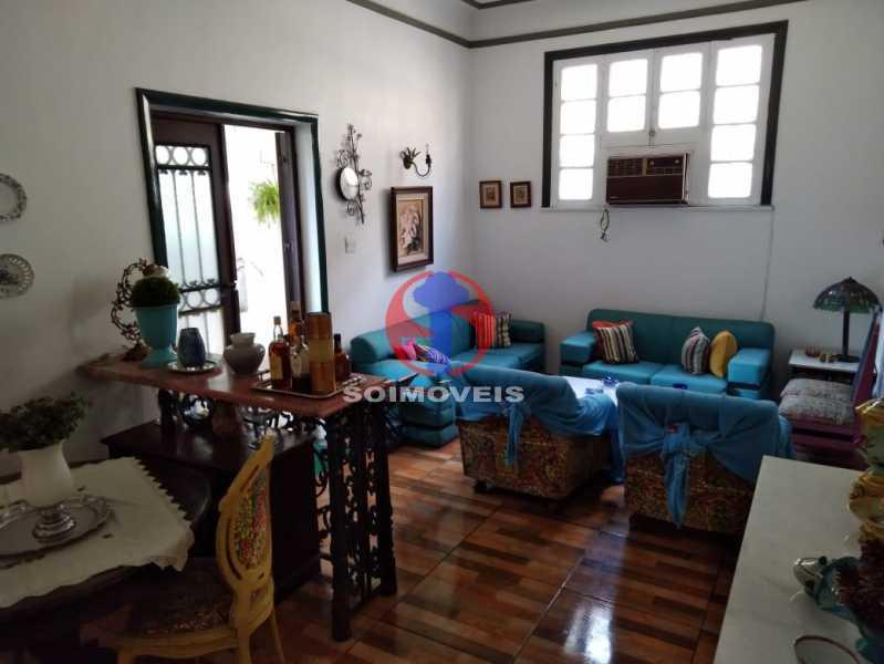SALA - Casa 4 quartos à venda Grajaú, Rio de Janeiro - R$ 680.000 - TJCA40061 - 3