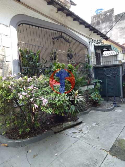 FACHADA - Casa 4 quartos à venda Grajaú, Rio de Janeiro - R$ 680.000 - TJCA40061 - 31