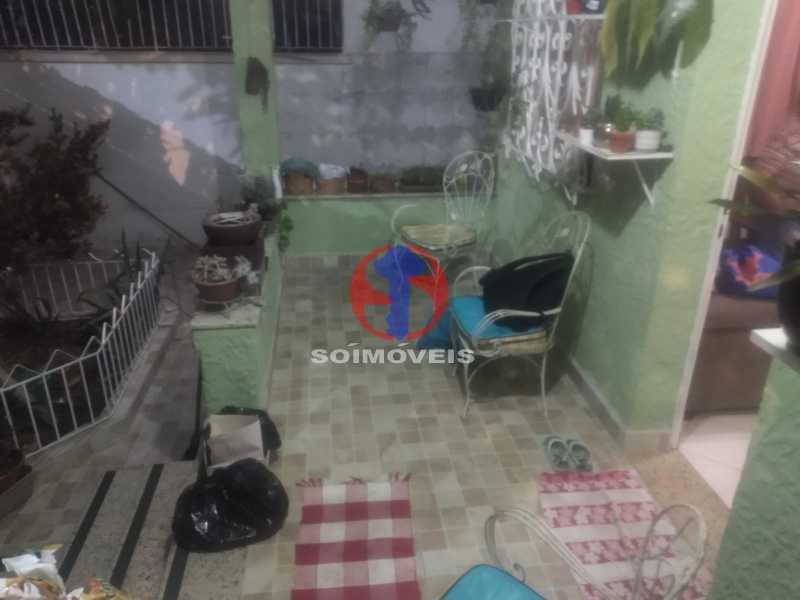 VARANDA - Casa de Vila 5 quartos à venda Lins de Vasconcelos, Rio de Janeiro - R$ 700.000 - TJCV50005 - 4